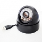 4GB Dome Camera DVR Support Motion Detection And Permanently Working